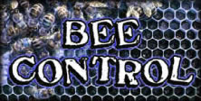 Bee Control Information